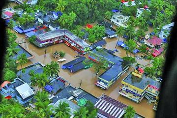 Inundaciones en la India dejan más de 200 personas fallecidas
