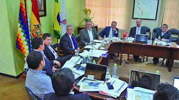 Bolivia negocia venta de gas con distribuidoras brasileñas