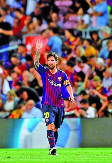"""Barza vence a Alavés en el """"Camp Nou"""""""