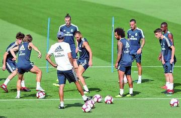 "Real Madrid recibe a Getafe en el ""Bernabéu"""