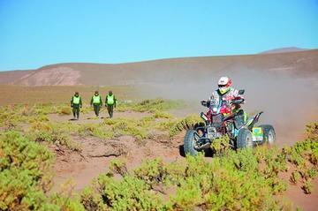 Bolivianos correrán el Desafío Ruta 40