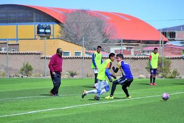Real Potosí vuelve al trabajo enfocado en su siguiente duelo del torneo Clausura