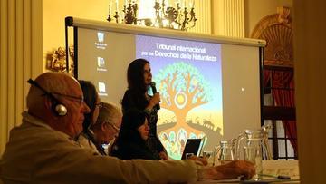 Tribunal de la Naturaleza niega ser una ONG y prepara informe
