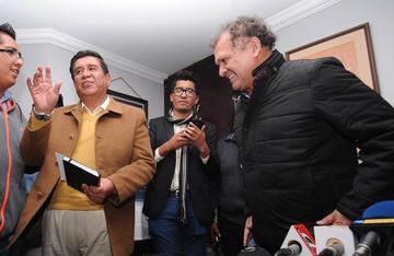"""Salinas: """"si un club no tiene plata, tendrá que irse"""""""