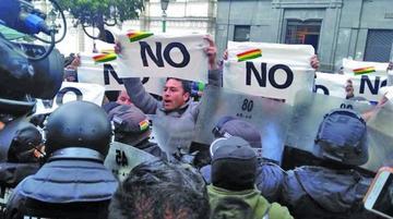 Activistas del 21F convocan a un congreso de plataformas en Sucre