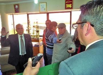Posesionan a Francisco Flores en la gerencia de Cotap