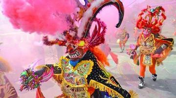 Presentan el audiovisual del Carnaval de Oruro