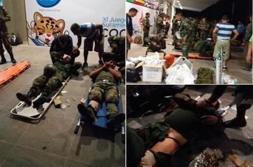 Nuevos choques en La Asunta dejan un muerto y siete heridos