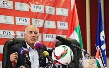 La FIFA suspende a líder palestino