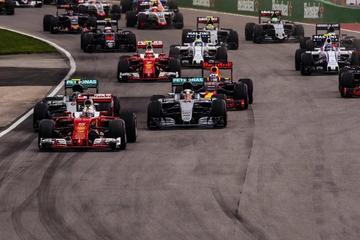 Vettel es el más rápido en el GP de Bélgica