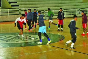 Concepción sigue con chance de clasificar de fase en la Liga de Futsal