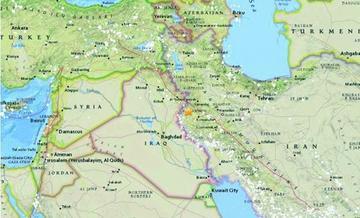 Un muerto y 58 heridos deja terremoto al oeste de Irán