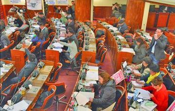 Cámara de Diputados ratifica las elecciones primarias para 2019