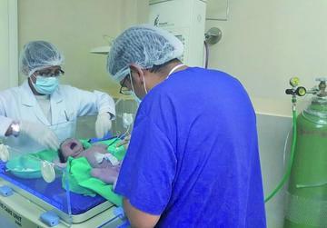 Alcaldía presupuesta recursos para mejorar hospitales municipales