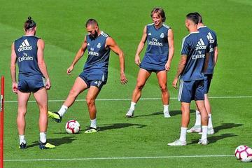 """Real Madrid visita a Girona en el estadio """"Municipal de Montilivi"""""""