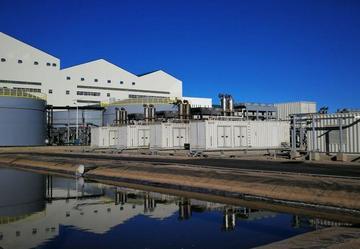 Colcha K bloquea la planta de litio demandando las regalías