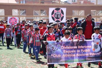 AFP inaugura el campeonato de las divisiones inferiores