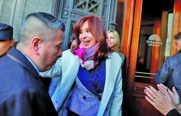 Cristina Fernández denunciará a la CIDH violación de derechos