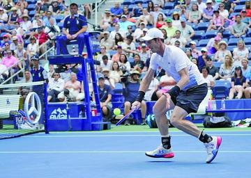Murray muestra confianza en su debut