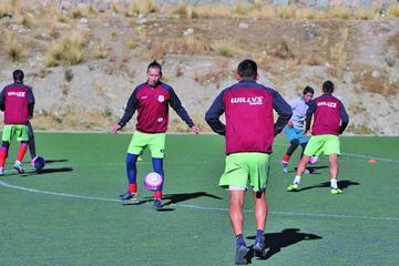 Nacional Potosí ya piensa en su próximo duelo del campeonato Clausura