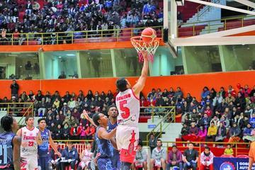 Pichincha define su pase  a las semifinales en Oruro