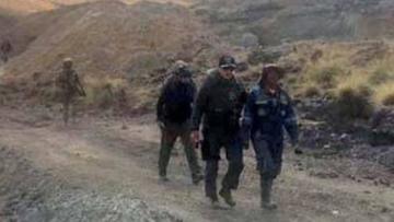 Detienen a 17 personas en una operación minera ilegal