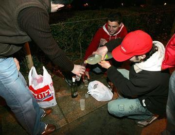 Policía impedirá venta  de alcohol en mochilas durante la festividad