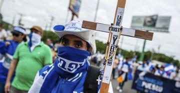 """""""Reos políticos"""" inician huelga de hambre indefinida en Nicaragua"""