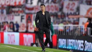Jorge Almirón deja de dirigir al Atlético Nacional