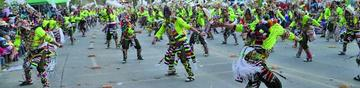 En Ch'utillos hoy danzan 48 grupos