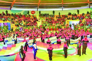 Más de 1.000 deportistas competirán en los Pluris