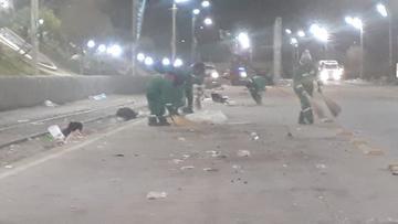 EMAP recolecta más de 117 toneladas de basura en Potosí