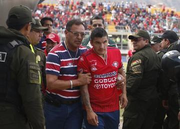 Wilstermann contará con el regreso de Cristian Chávez