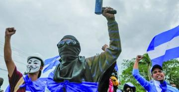 Captaran a seis universitarios en una redada policial en Nicaragua