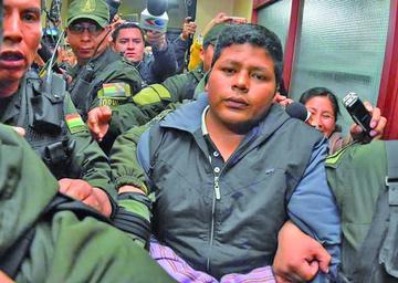 Tribunal suspende a última hora audiencia de Franklin Gutiérrez
