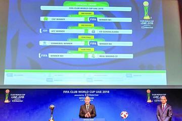 Real defenderá el título del Mundial de Clubes