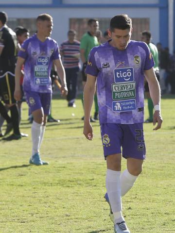 Real Potosí vuelve a tropezar en el Clausura