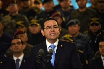 Exigen a presidente guatemalteco revocar veto al jefe de Cicig