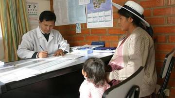 Evo: Seguro Universal de Salud arrancará con $us 200 millones