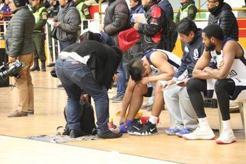 Técnico Vargas espera por la recuperación de Veizaga