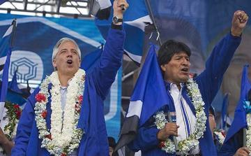 Afirman que Álvaro acompañará a Evo en las primarias de enero