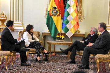 Bolivia rechaza actuar en contra de la buena fe en el caso Silala