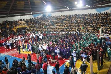Potosí congrega a más de 1.000 ingenieros en olimpiadas deportivas