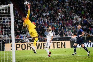 Alemania y Francia empatan sin goles