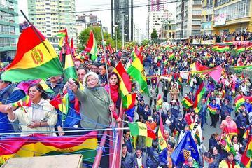 Prevén movilizaciones por la democracia el 10 de octubre