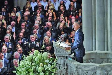 """Barack Obama pide votar porque """"la democracia depende de ello"""""""