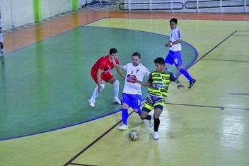 Concepción cae ante Lizondo y continúa sin saber de victorias en la Liga de Futsal