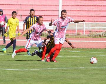 Independiente golea 6-0  a Rosario Central