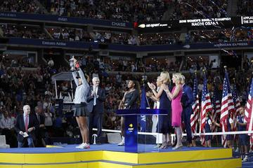 Naomi Osaka gana el Abierto de Estados Unidos