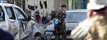 Un atentado deja siete personas fallecidas en Kabul, Afganistán